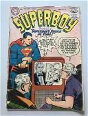 Superboy (1949-1979 1st Series DC) #53 Low Grade