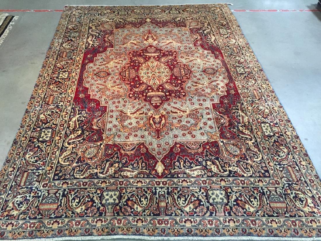 Stunning Persian Kashmar Rug 8.2x11.6