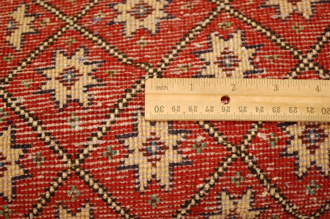 Vintage Persian Shiraz Qashkai Afshar Rug 2.4x5.4 - 8