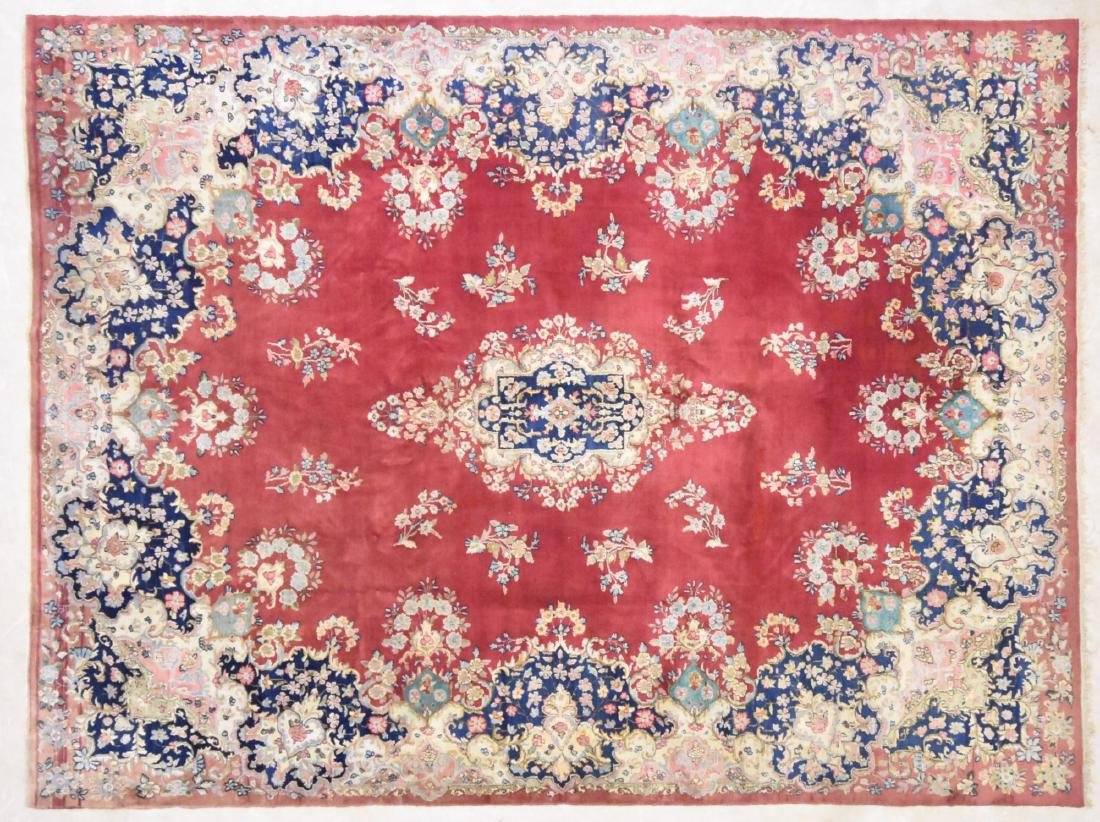 Persian Rug Kerman Iran 11.9x8.8