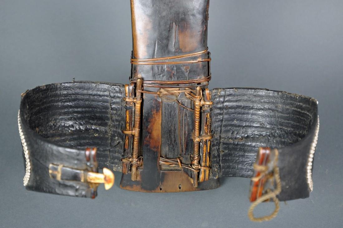 Naga Dao (Axe) Belt - 7