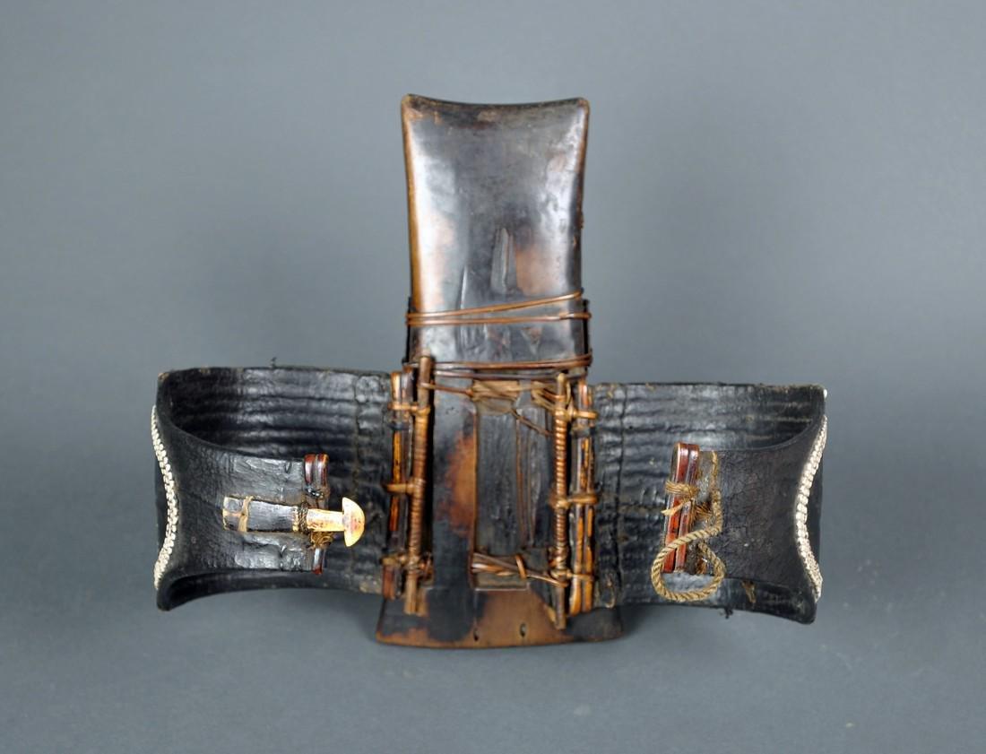 Naga Dao (Axe) Belt - 8