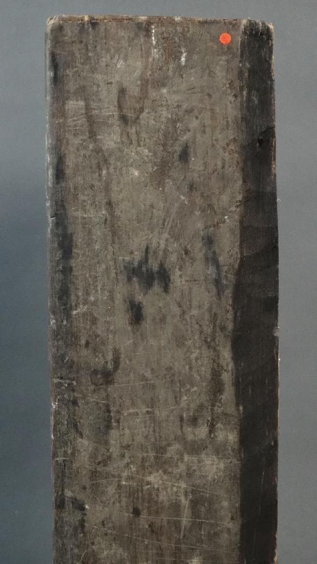 Large 1.6 Mtr Cult House Panel Wogamush Upper Sepik - 8