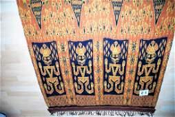 19th Century Sumba Ikat Textile