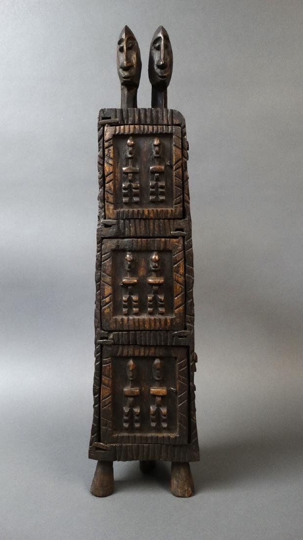 Witch Doctors Medicine Cabinet Dogon