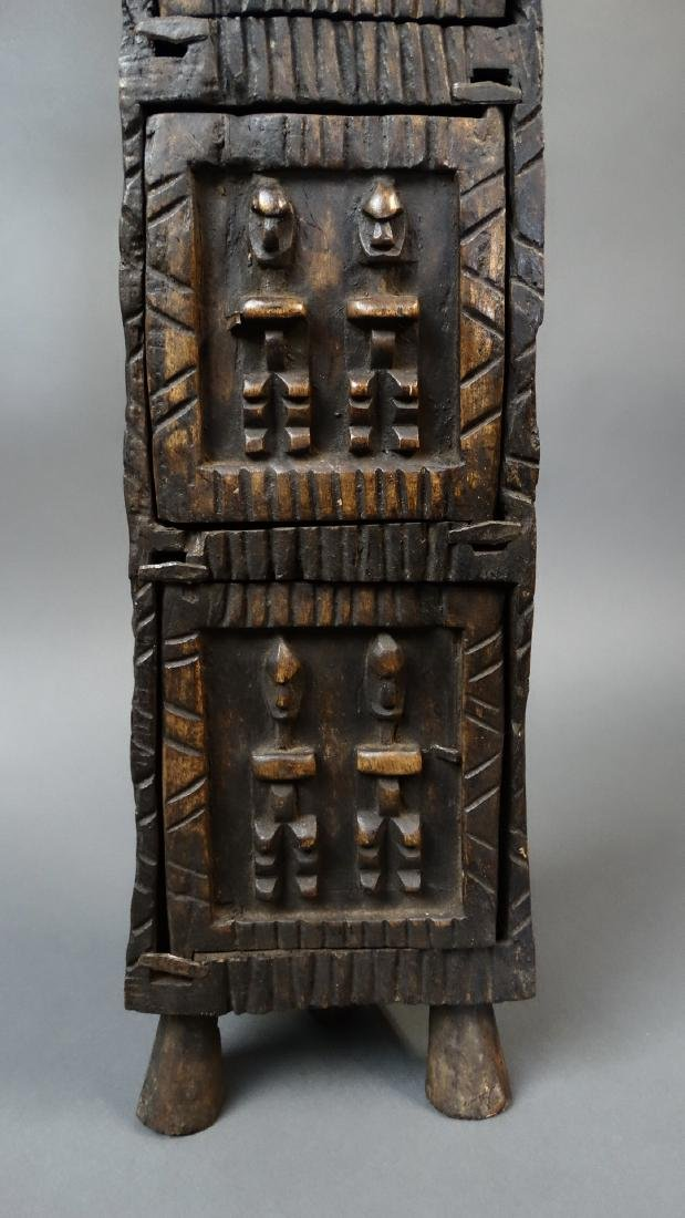 Witch Doctors Medicine Cabinet Dogon - 6