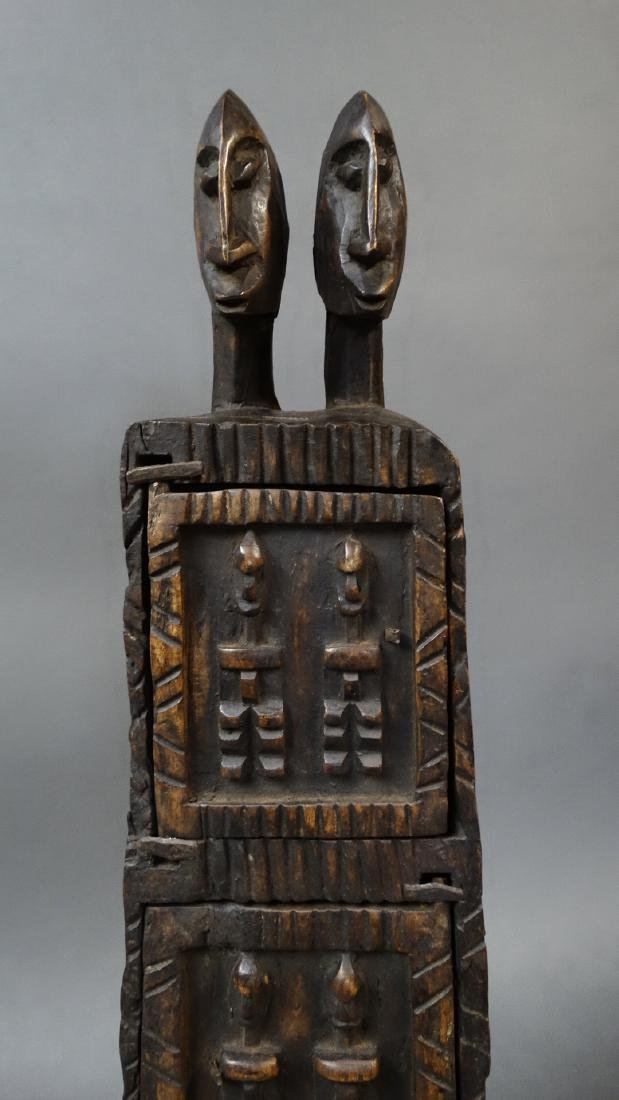Witch Doctors Medicine Cabinet Dogon - 7