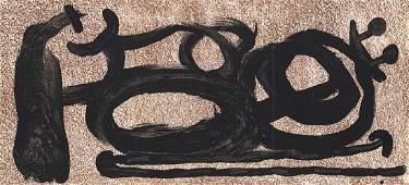 Joan Miro Untitled