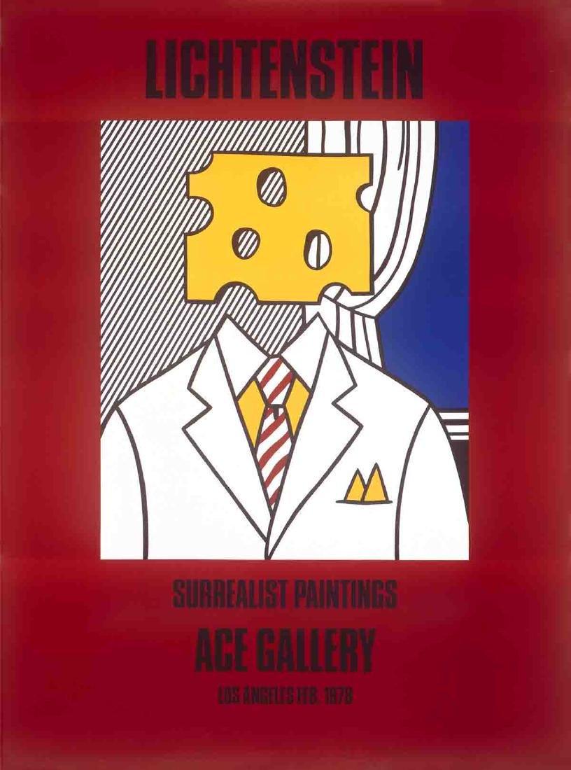 Roy Lichtenstein 2 Assorted Roy Lichtenstein Large