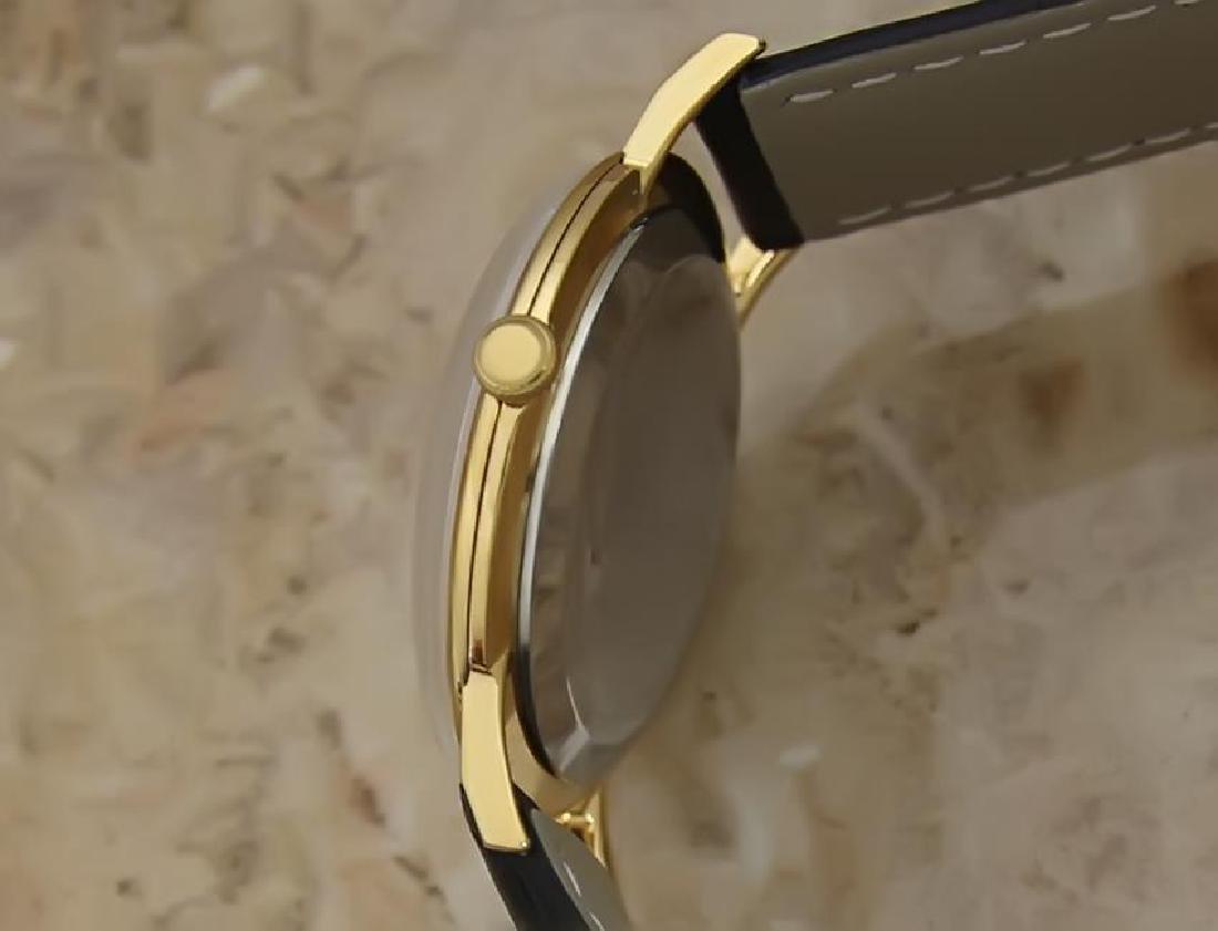 Enicar Swiss Made Rare Vinatge 1960s Manual Men's Gold - 4