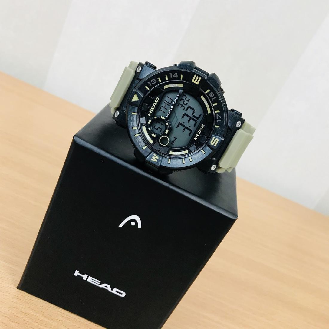 HEAD – World Timer Multifunction Watch - 3