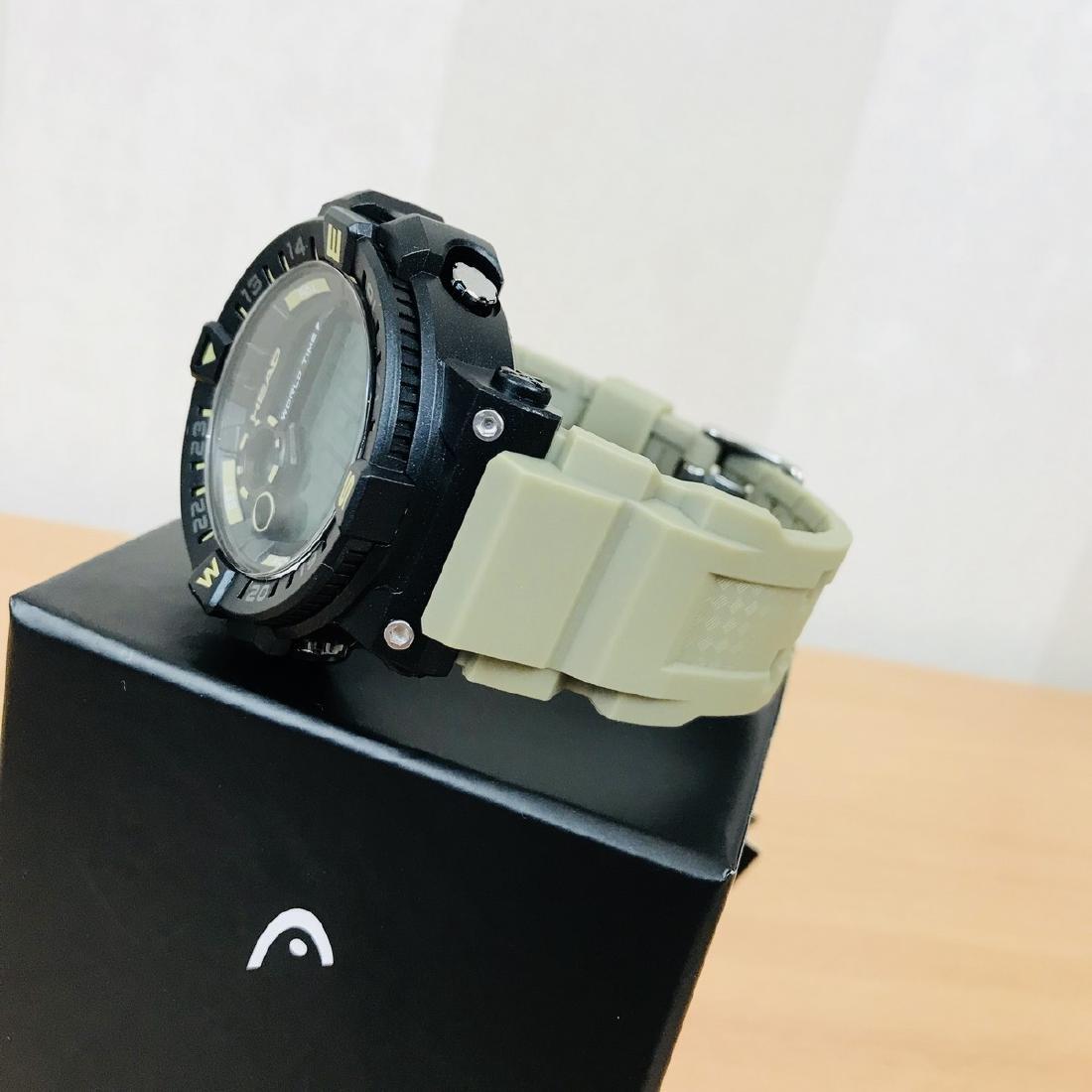 HEAD – World Timer Multifunction Watch - 4