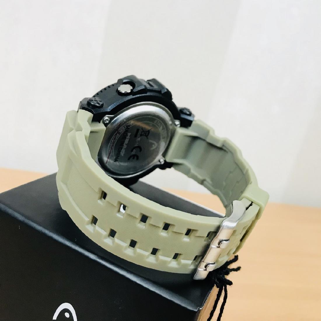 HEAD – World Timer Multifunction Watch - 5