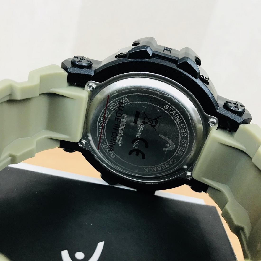 HEAD – World Timer Multifunction Watch - 7