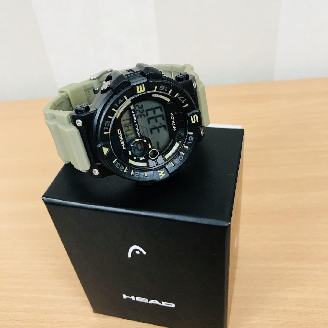 HEAD – World Timer Multifunction Watch - 8