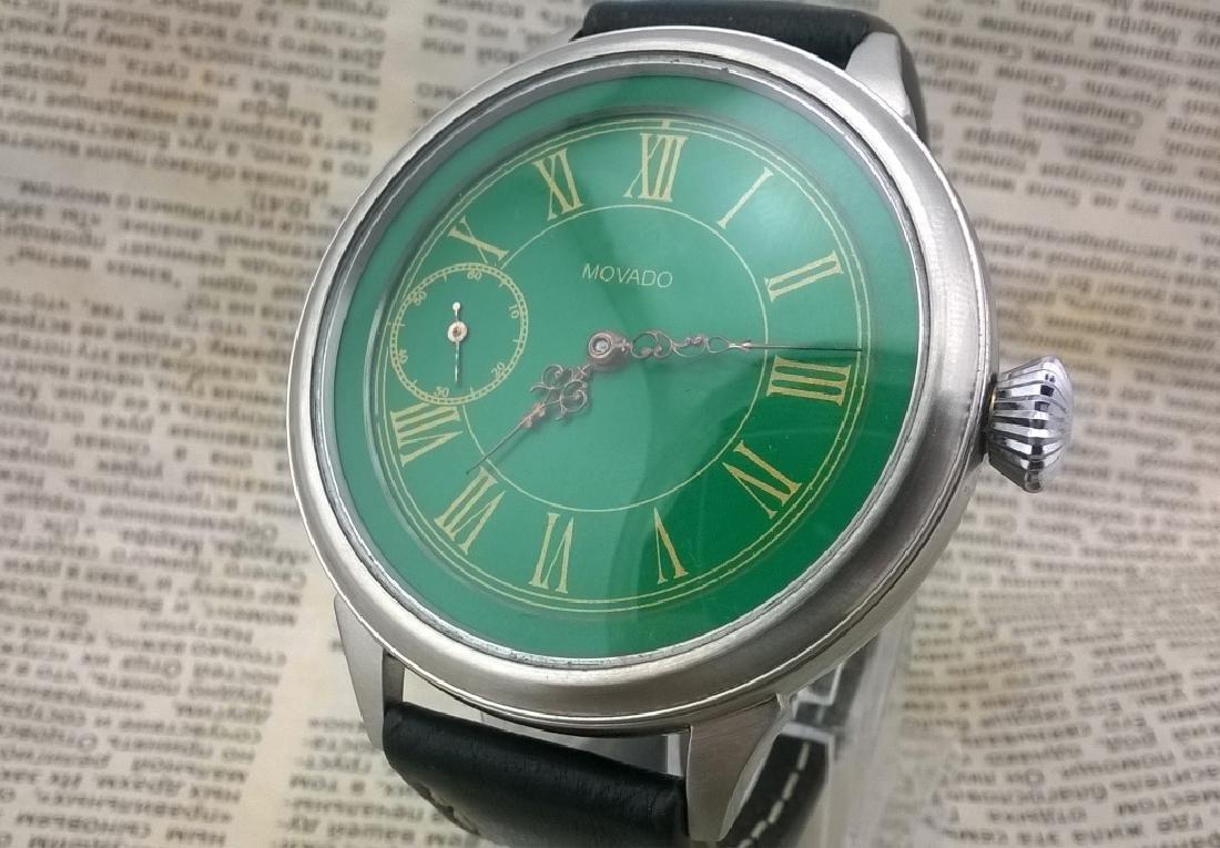 Movado - Vintage - Mariage watch. ca 1920