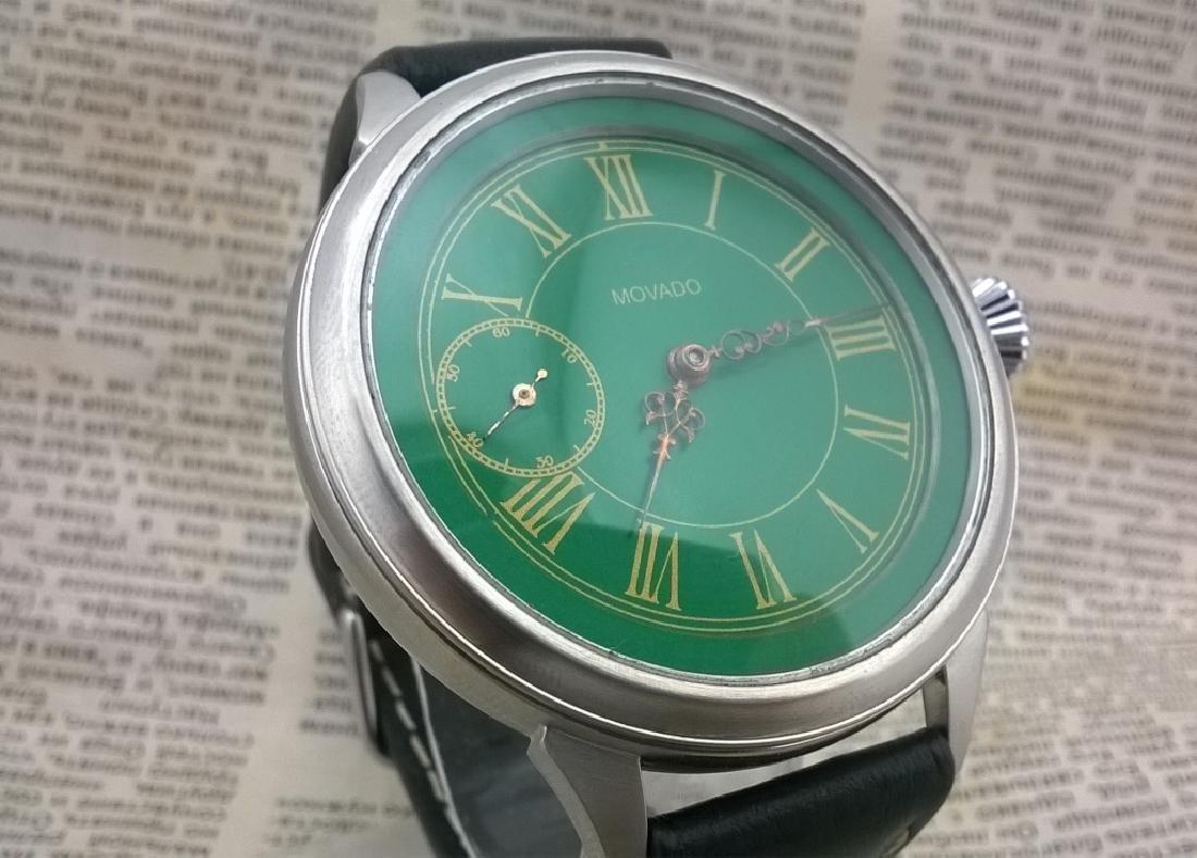Movado - Vintage - Mariage watch. ca 1920 - 2