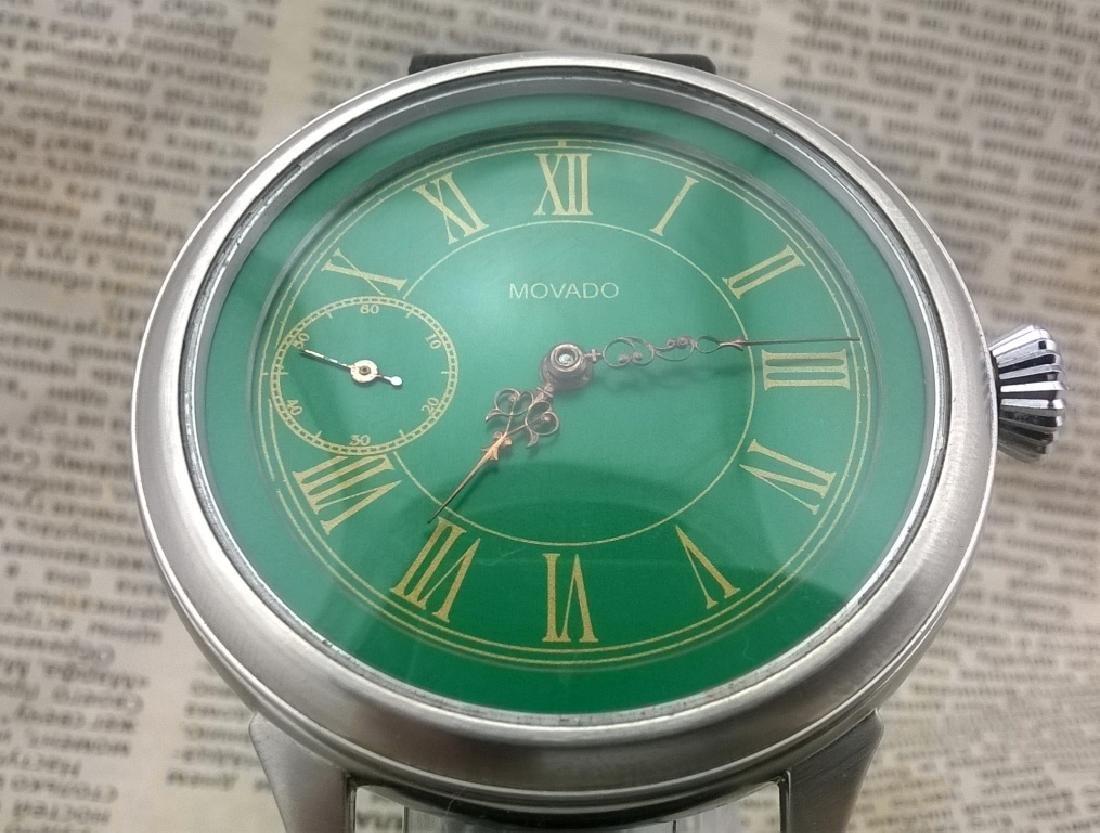 Movado - Vintage - Mariage watch. ca 1920 - 3