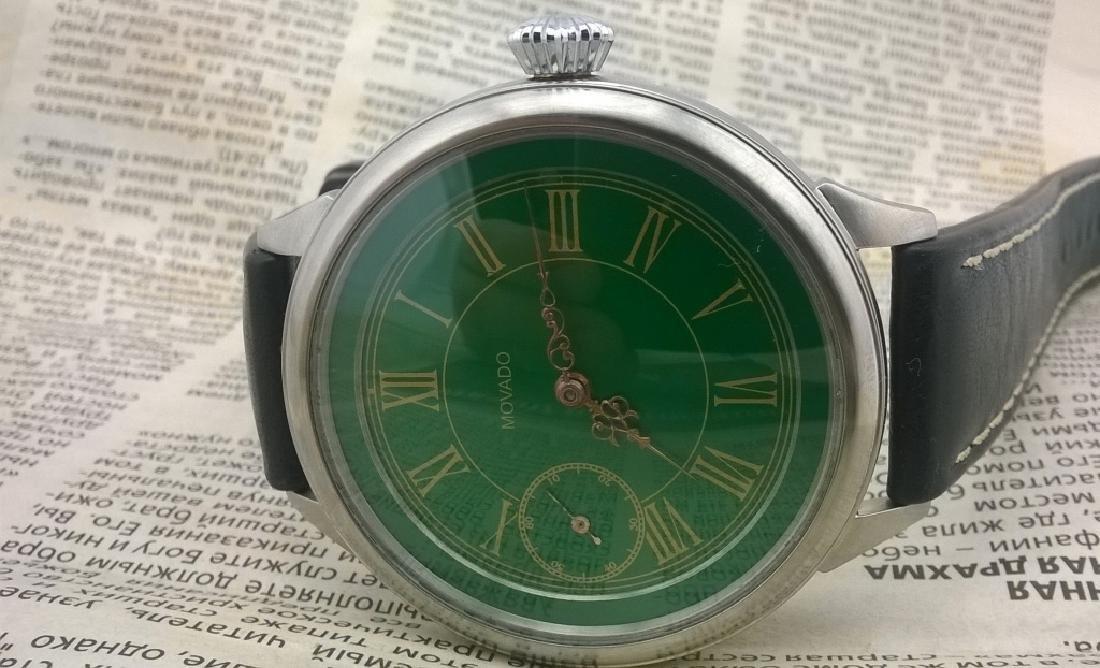 Movado - Vintage - Mariage watch. ca 1920 - 4
