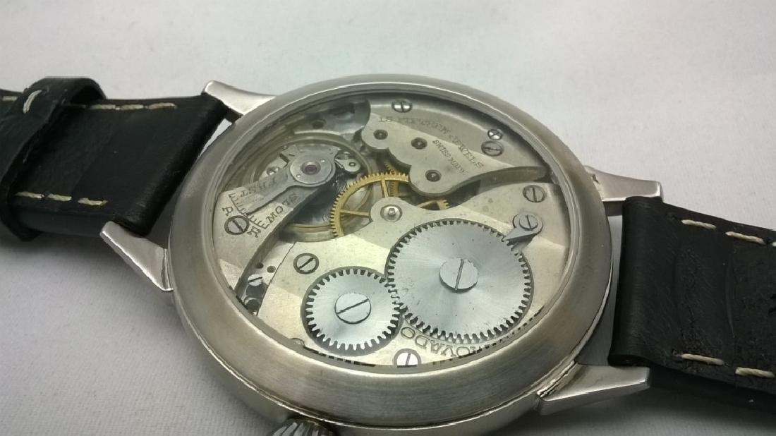 Movado - Vintage - Mariage watch. ca 1920 - 6