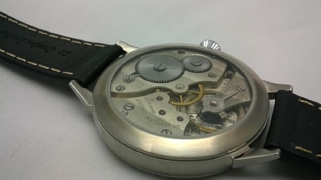 Movado - Vintage - Mariage watch. ca 1920 - 8