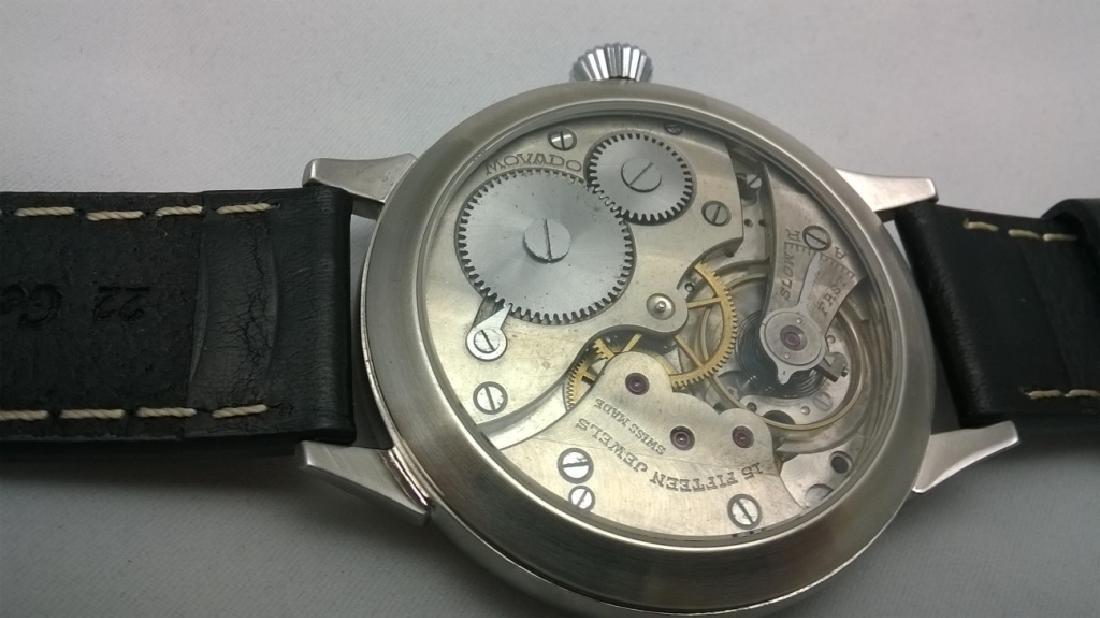 Movado - Vintage - Mariage watch. ca 1920 - 9