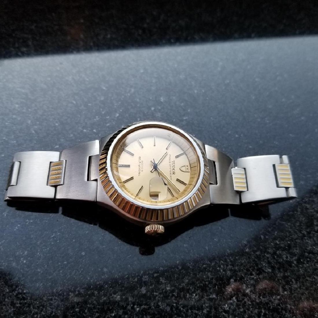 Rolex Vintage Tudor Prince Oysterdate 1975 Automatic - 6