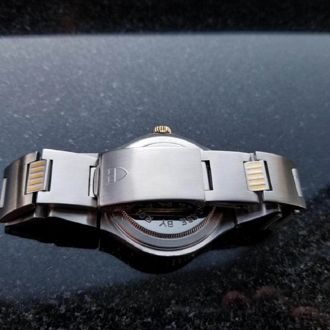 Rolex Vintage Tudor Prince Oysterdate 1975 Automatic - 8