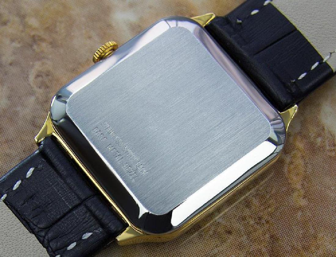 Wittnauer Swiss Made Mens Manual Dress Watch With - 8