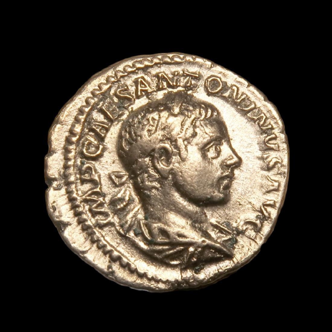 Roman Silver Denarius, Severus Alexander, Mint of Rome