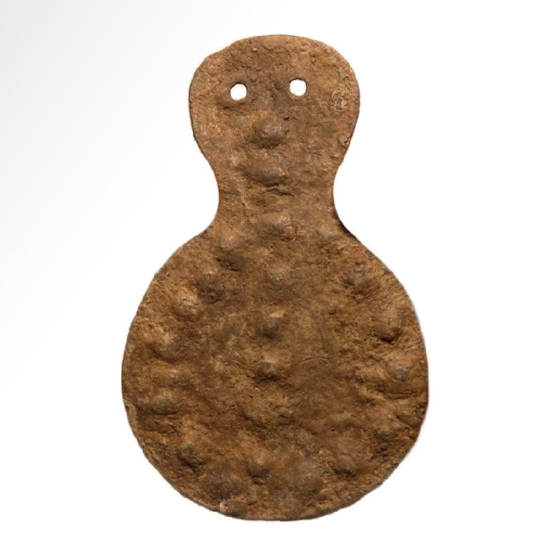 Anatolian Bronze Mother Godess Idol, c. 2500 B.C.