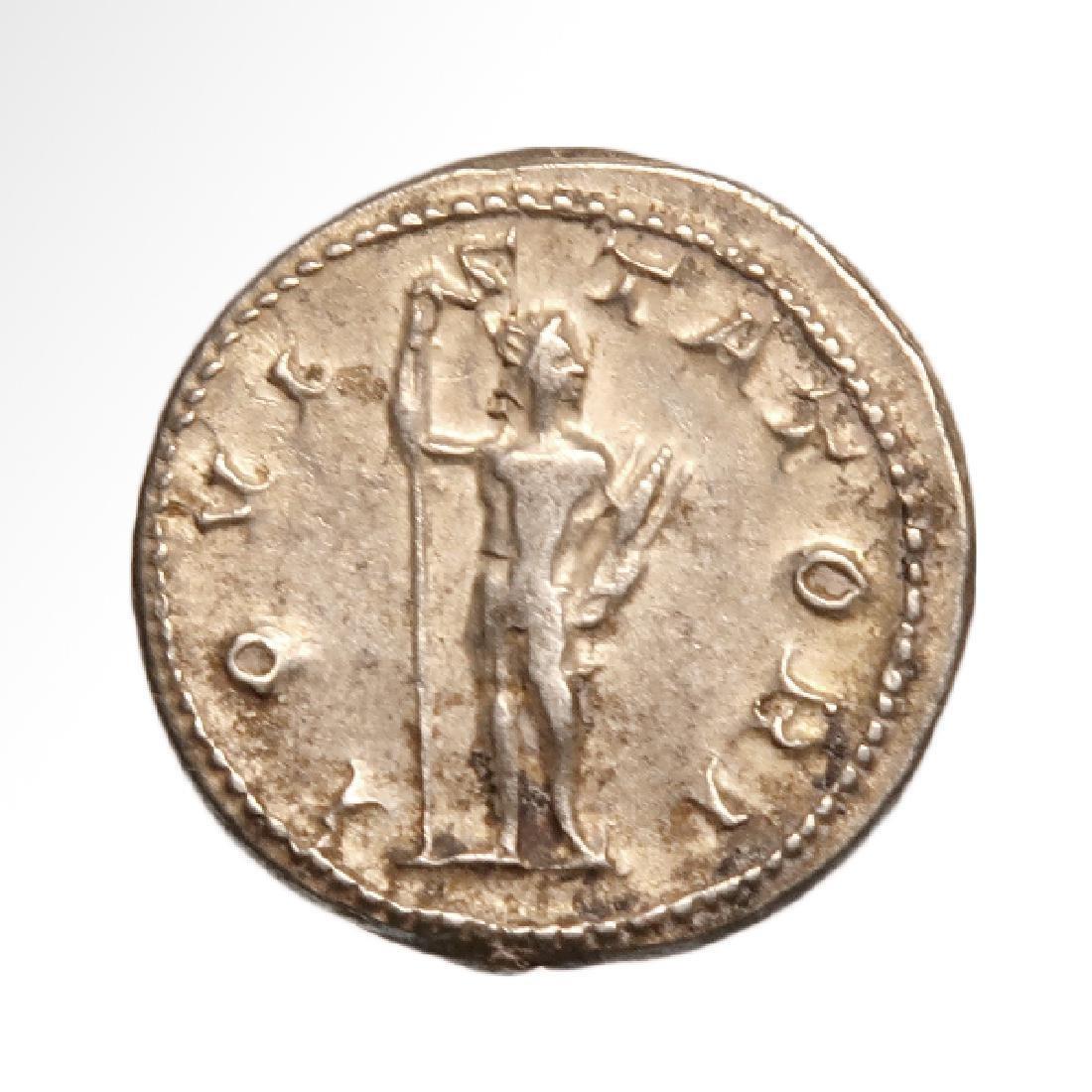 Emperor Gordianus III Coin, Struck A.D. 240-244, Rome - 2