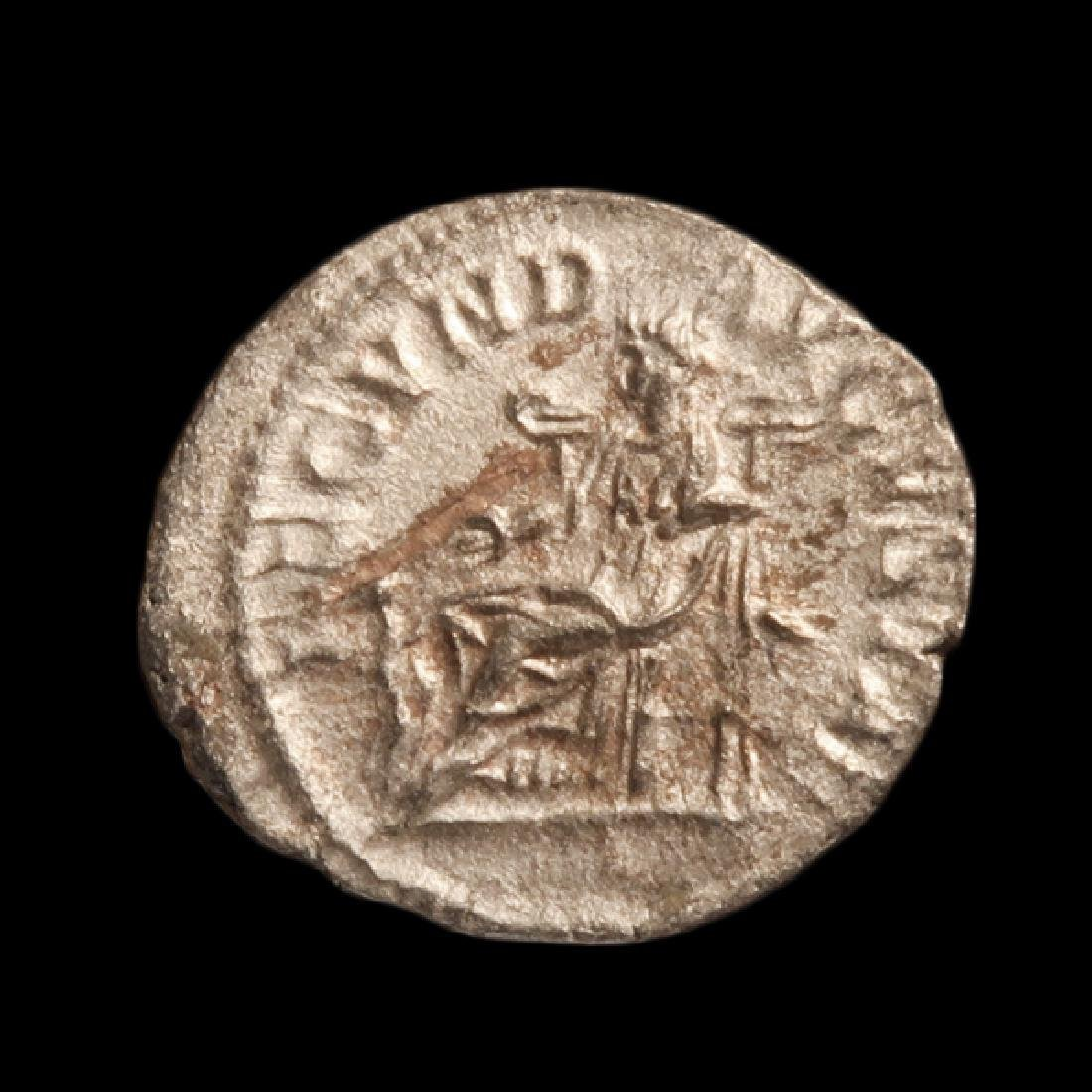 Emperess Julia Maesa SILVER DENARIUS Coin, Struck Rome - 2