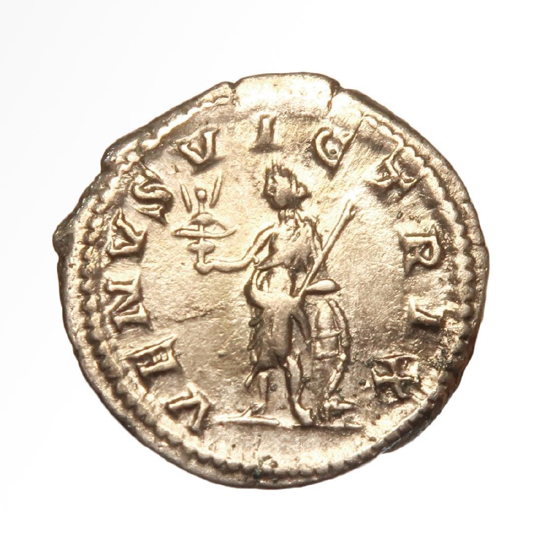 Roman Silver Denarius, Severus Alexander, Mint of Rome - 2