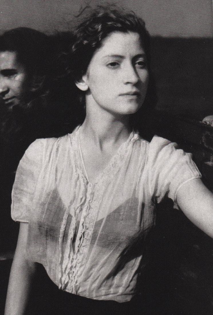 EDOUARD BOUBAT -  Leila, 1947