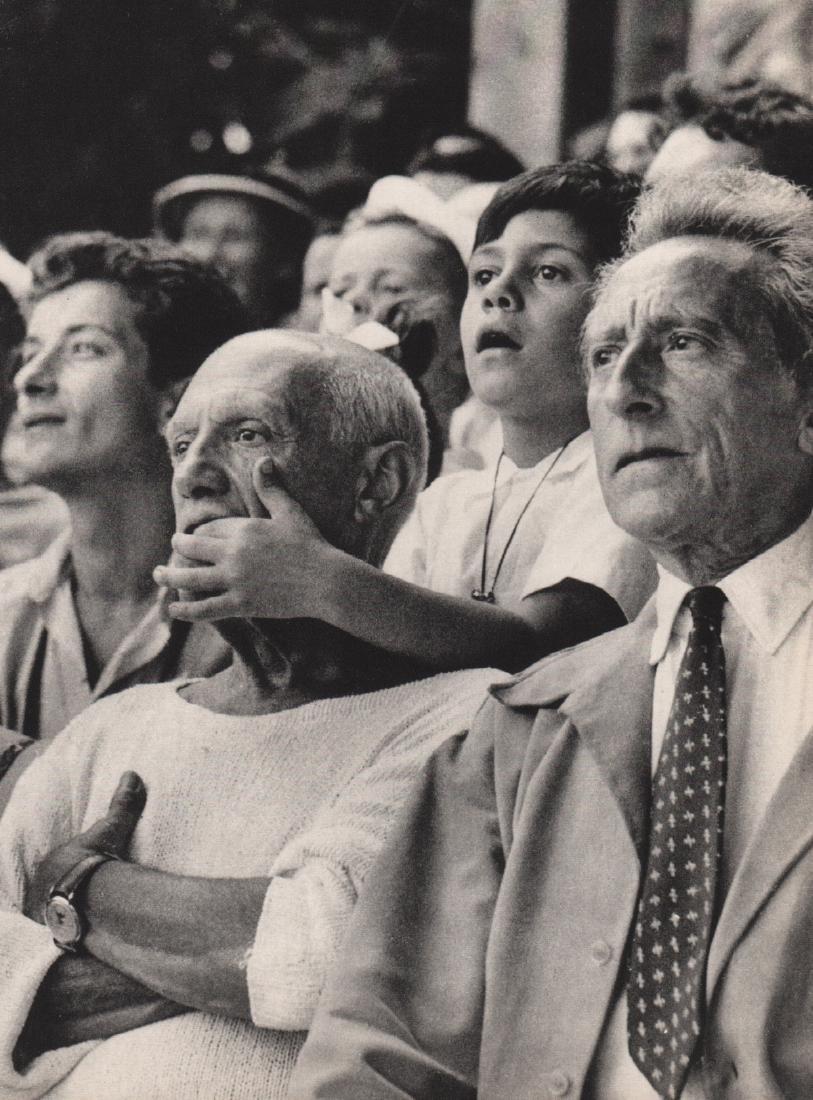 BRIAN BRAKE - Picasso & Cocteau