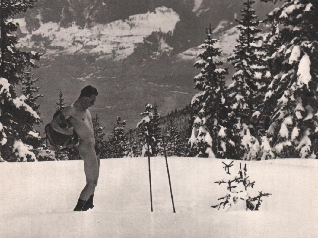 GERTRUD CHRIST - Nude Sportsman