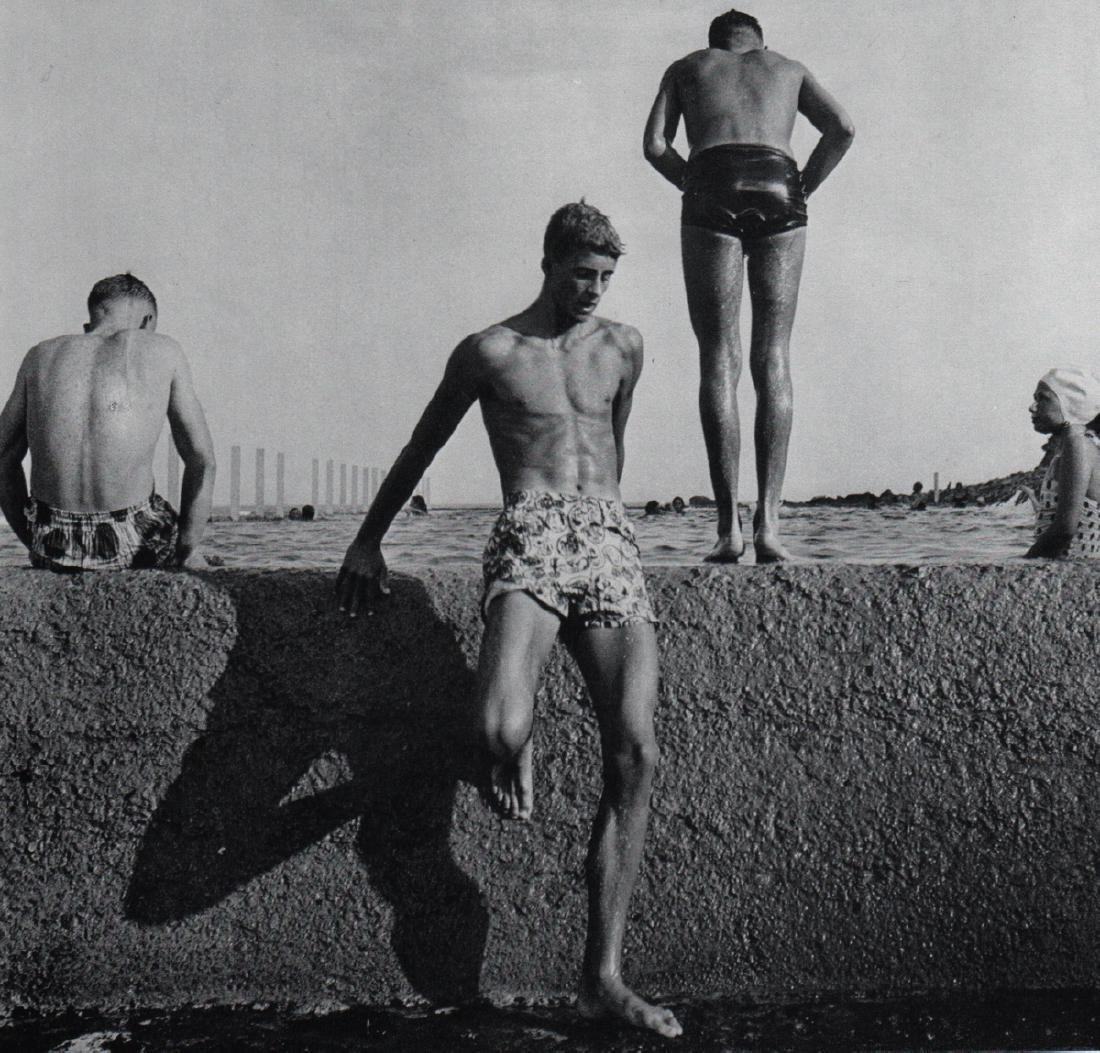 MAX DUPAIN - Newport, 1952