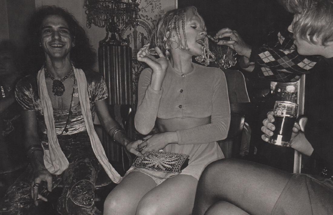 LEE FRIEDLANDER - New York City, 1971