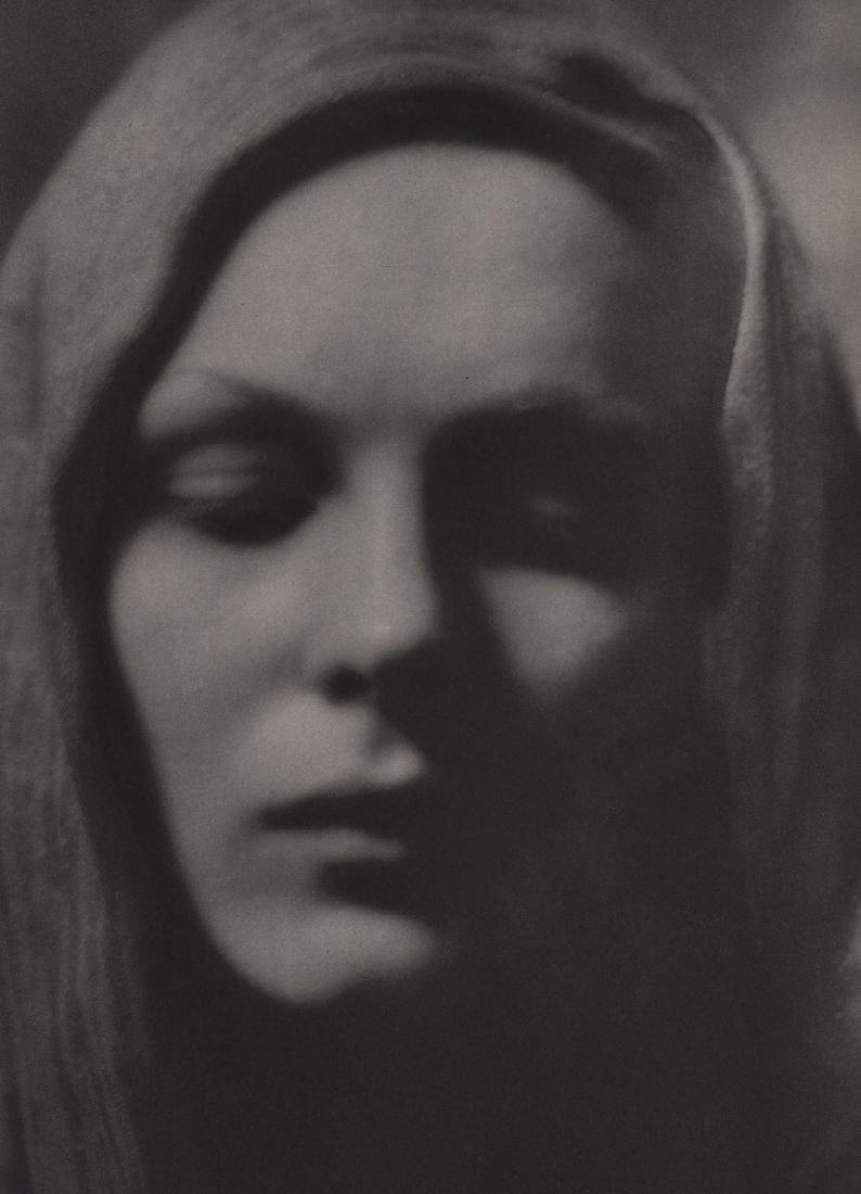 ARNOLD GENTHE - Madonna