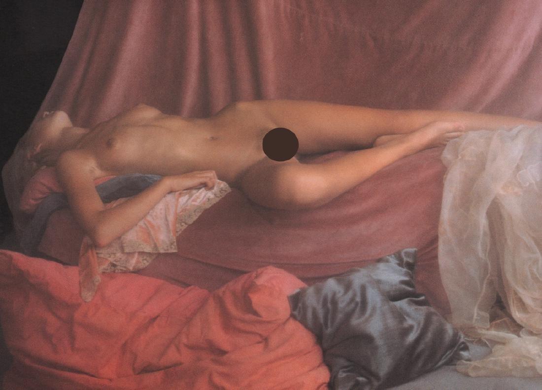 DAVID HAMILTON - Erotica