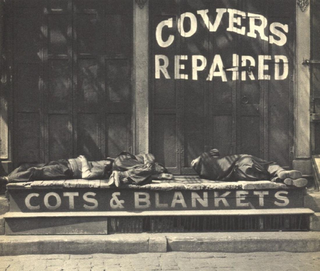 WILLIAM J. HOUCK, JR - Cots and Blankets