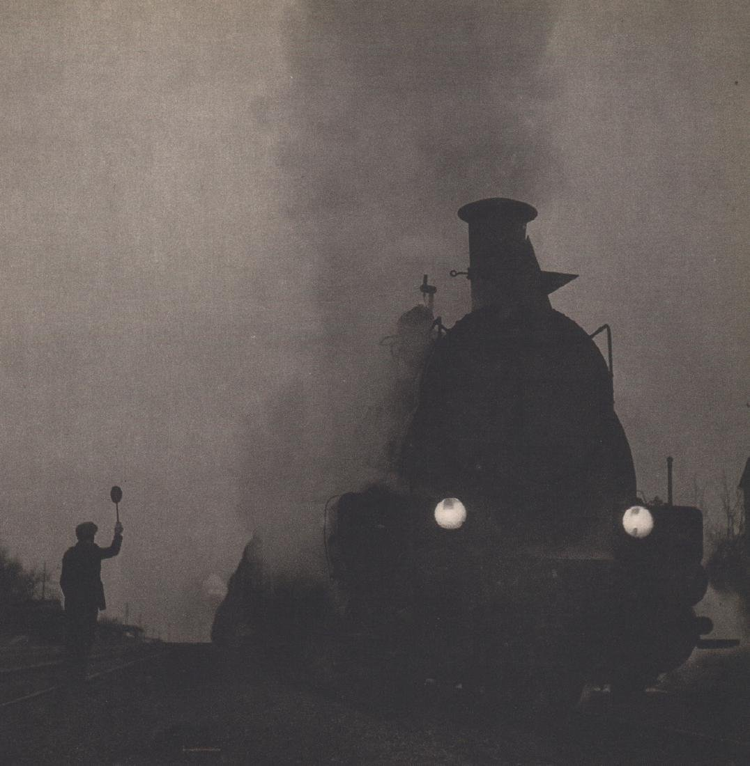 KAREL OTTO HRUBY - Early Morning Train