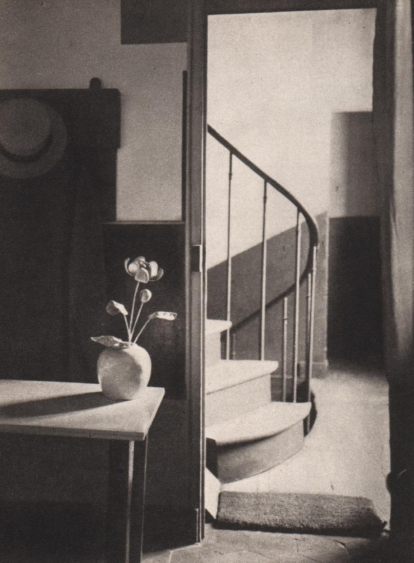 ANDRE KERTESZ - At Mondrian's, Paris 1926