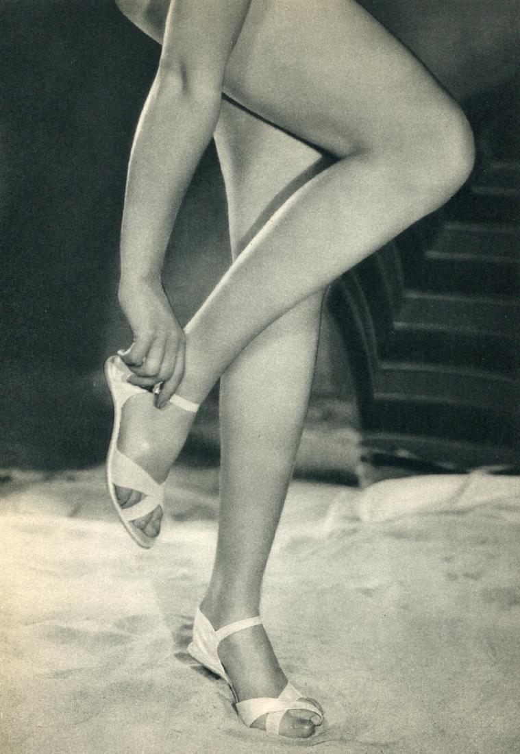 NATHAN LAZARNICK - Legs