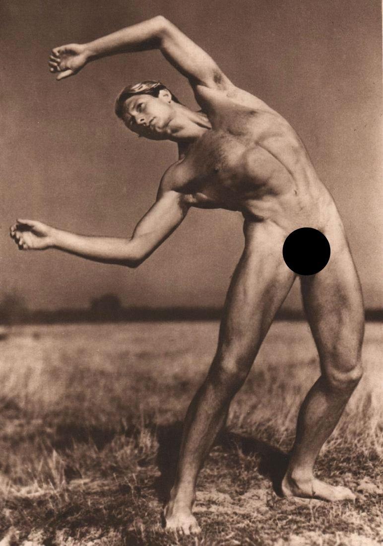 LEBENSFREUDE - Male Nude
