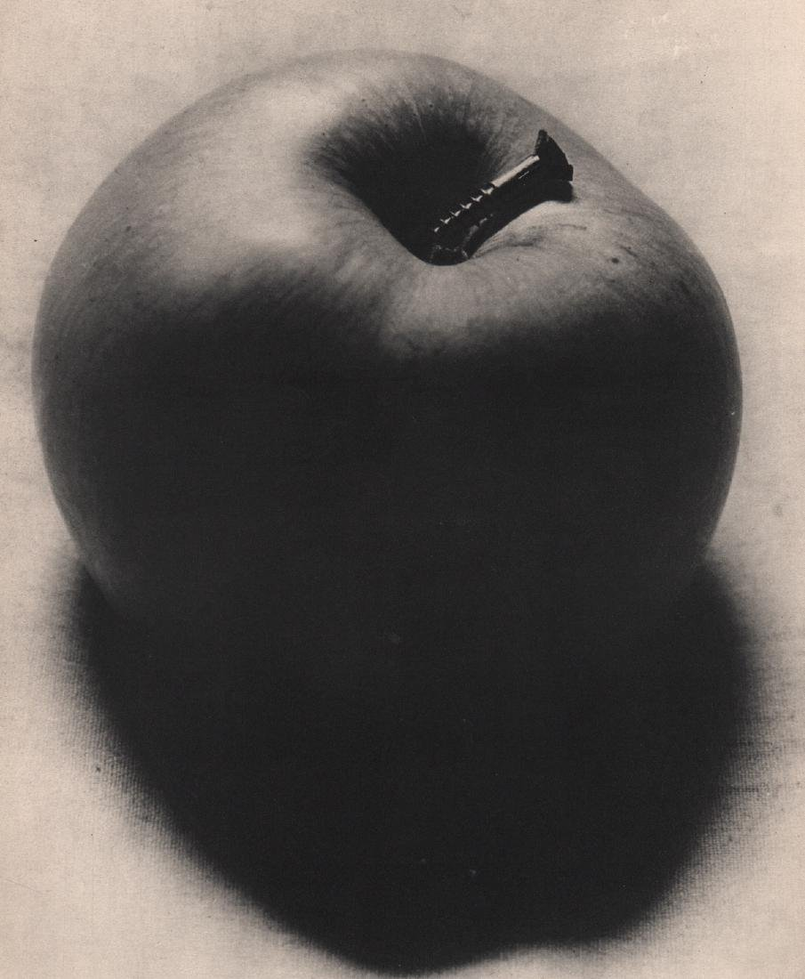 MAN RAY -  Apple