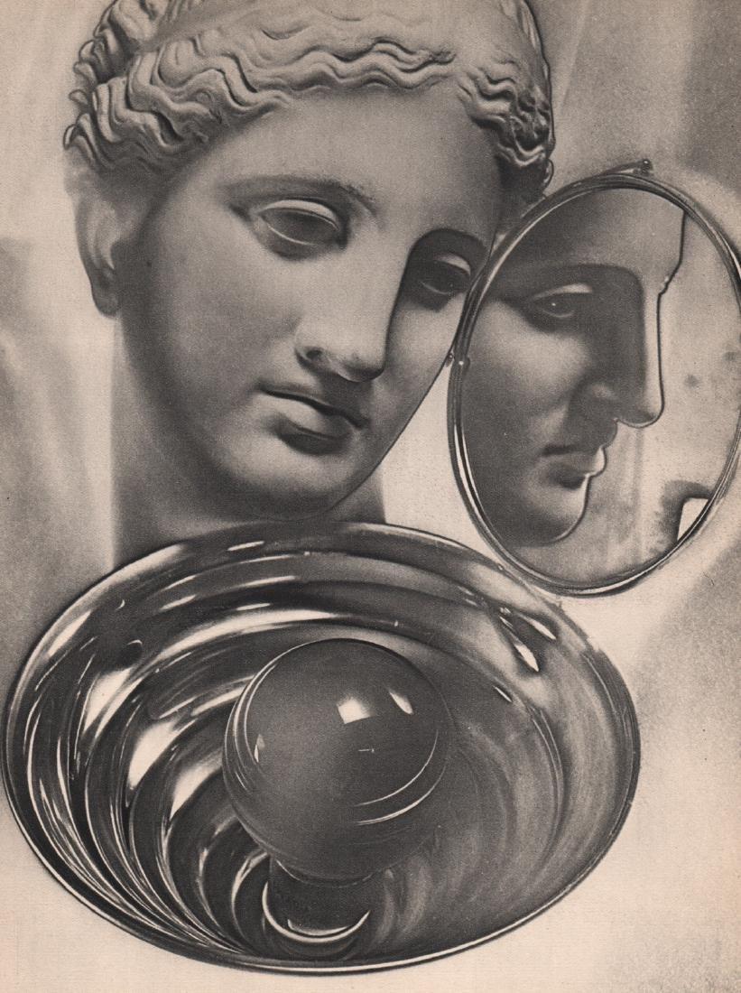 MAN RAY -  Untitled, 1931