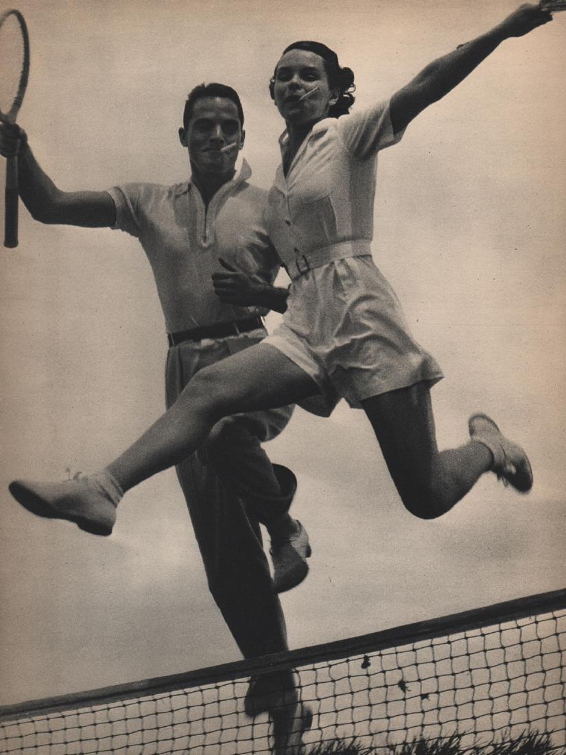 MARTIN MUNKACSI - Tennis