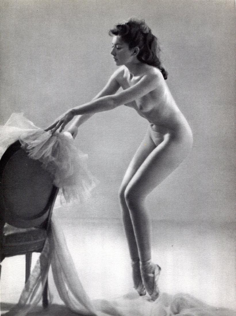EMILE SAVITRY - Nude  267/300